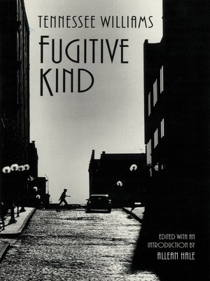 cover image of Fugitive Kind