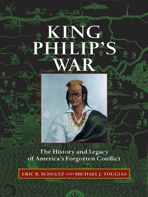 cover image of King Philip's War