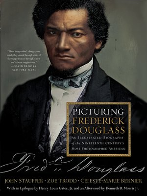 cover image of Picturing Frederick Douglass