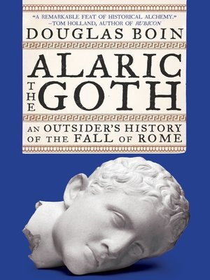 cover image of Alaric the Goth