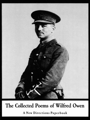 cover image of The Collected Poems of Wilfred Owen