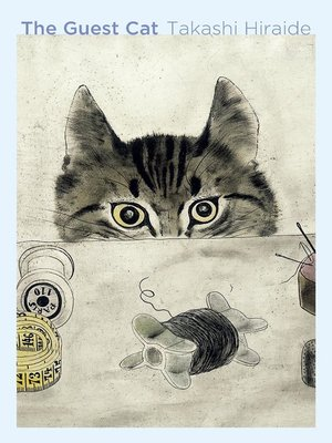 cover image of The Guest Cat