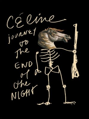 cover image of Journey to the End of the Night