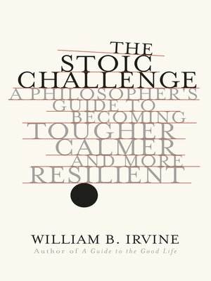 cover image of The Stoic Challenge