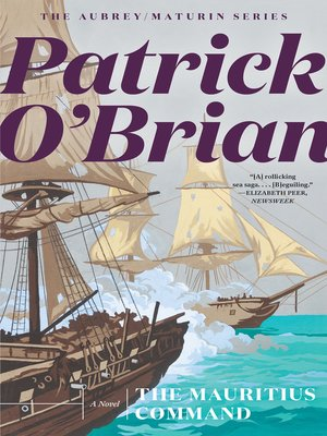 cover image of The Mauritius Command (Volume Book 4)  (Aubrey/Maturin Novels)