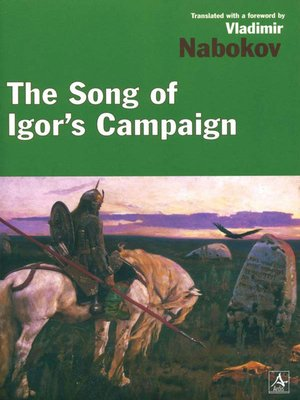 cover image of The Song of Igor's Campaign
