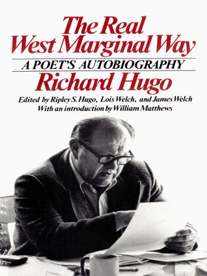 cover image of The Real West Marginal Way