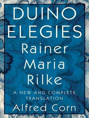 cover image of Duino Elegies