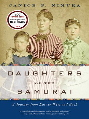 cover image of Daughters of the Samurai