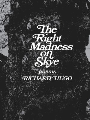 cover image of The Right Madness on Skye