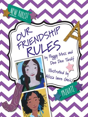 cover image of Our Friendship Rules