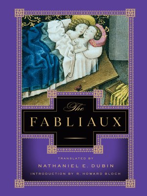 cover image of The Fabliaux