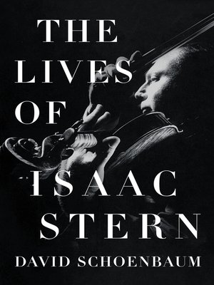 cover image of The Lives of Isaac Stern