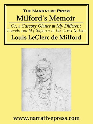 cover image of Milford's Memoir