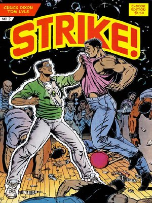 cover image of Strike: Issue #2