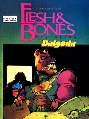 cover image of Dalgoda: Flesh and Bones, Issue #1