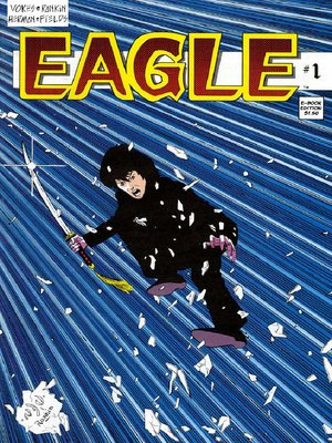 cover image of Eagle #1