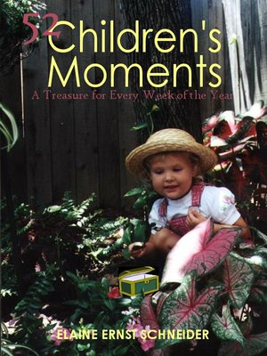 cover image of 52 Children's Moments