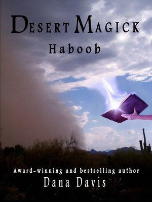 cover image of Desert Magick: Haboob
