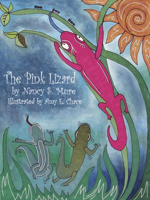 cover image of The Pink Lizard