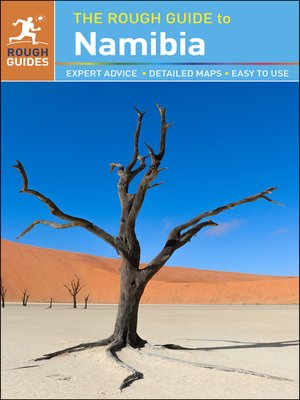 cover image of The Rough Guide to Namibia