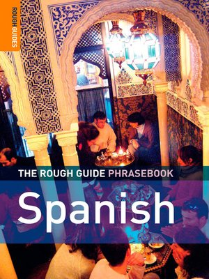 cover image of The Rough Guide Phrasebook Spanish