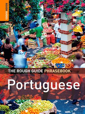 cover image of The Rough Guide Phrasebook Portuguese