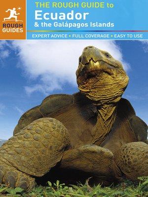 cover image of The Rough Guide to Ecuador & the Galápagos Islands