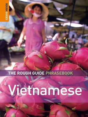 cover image of The Rough Guide Phrasebook Vietnamese