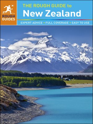 cover image of The Rough Guide to New Zealand