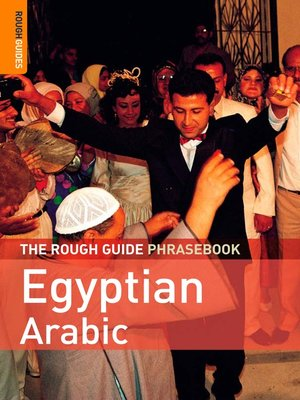 cover image of The Rough Guide Phrasebook Egyptian Arabic