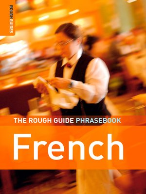 cover image of The Rough Guide Phrasebook French