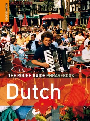 cover image of The Rough Guide Phrasebook Dutch