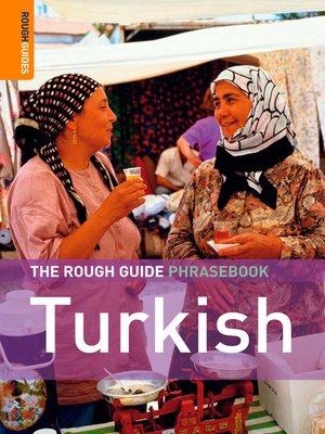 cover image of The Rough Guide Phrasebook Turkish