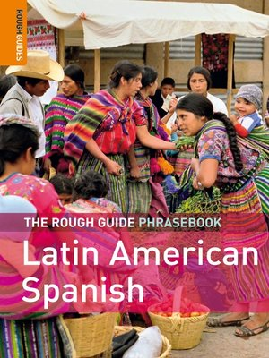 cover image of The Rough Guide Phrasebook Latin American Spanish