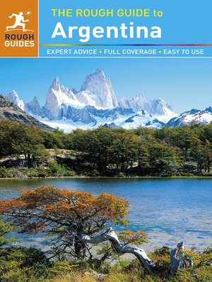 cover image of The Rough Guide to Argentina