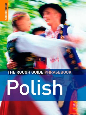 cover image of The Rough Guide Phrasebook Polish