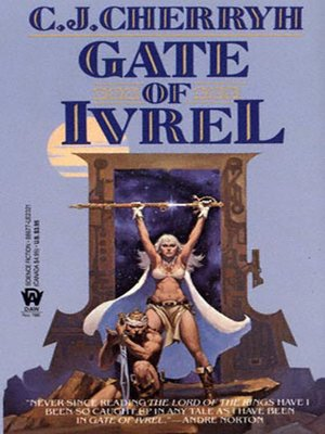 cover image of Gate of Ivrel
