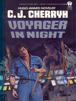 cover image of Voyager in Night
