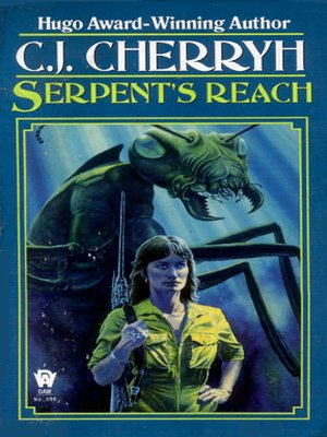 cover image of Serpent's Reach