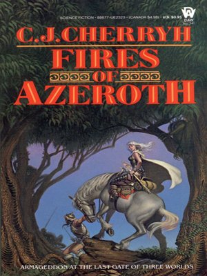 cover image of Fires of Azeroth