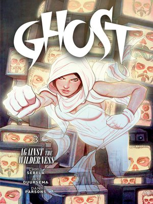 cover image of Ghost, Volume 3