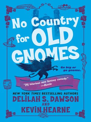 cover image of No Country for Old Gnomes