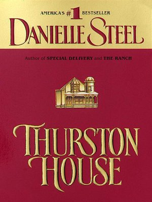 cover image of Thurston House