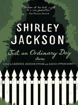 cover image of Just an Ordinary Day
