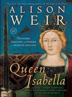 cover image of Queen Isabella