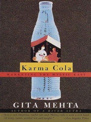 cover image of Karma Cola