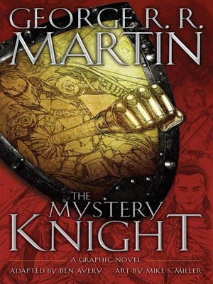 The Mystery Knight by George R.R. Martin Book Cover