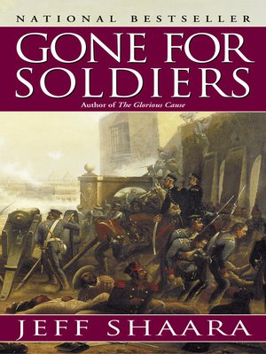 cover image of Gone for Soldiers