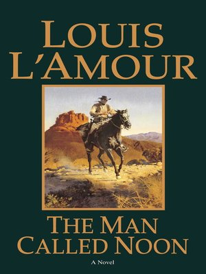 cover image of The Man Called Noon